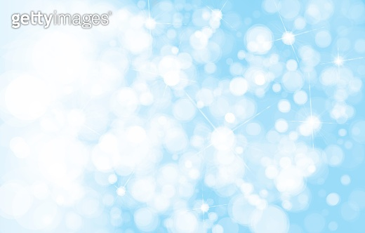 Vector blue background.