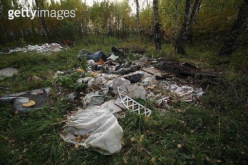 dumping of household waste