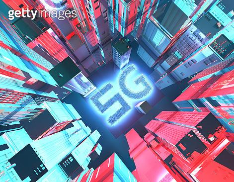 Future 5G broadband, network communication, future technology