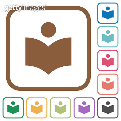 Library simple icons
