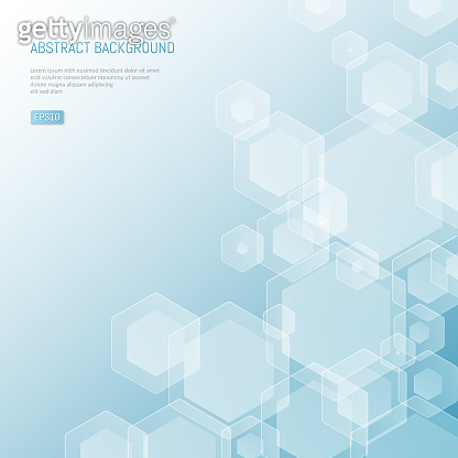 Abstract background for presentations on business and science topics.