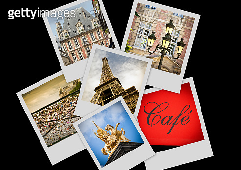 Memories of a time in Paris