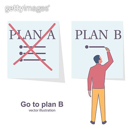 Go to plan B