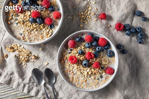 Healthy Homemade Muesli Breakfast Cereal