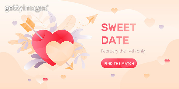 Sweet Date Web Banner