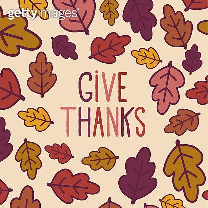 GiveThanks postcard
