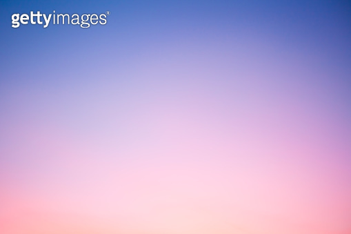 Color transition. Pink, blue shades. Background