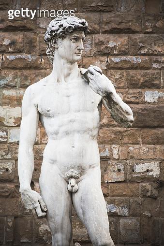 Statues in Firenze, Michelangelo's David