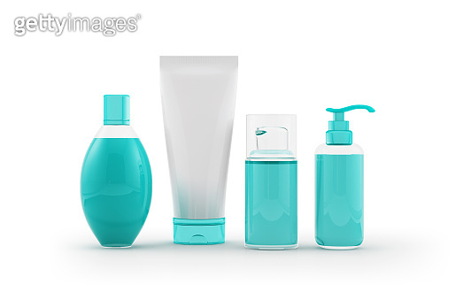 Cosmetic series of beauty care products