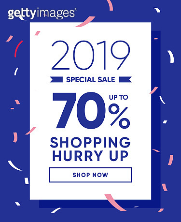 Discount Coupon 70% Off Sale. Best Price Promo Holiday Special Offer Banner. Discount Promotion Offer Ad. Vector Illustration Design Template.
