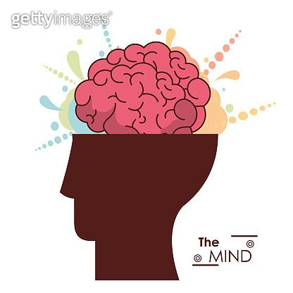 the mind human head brain creativity memory