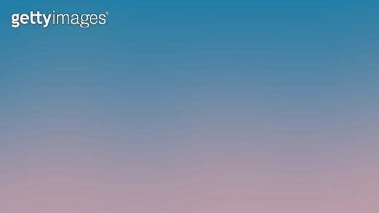 Abstract background blue blur gradient with bright clean