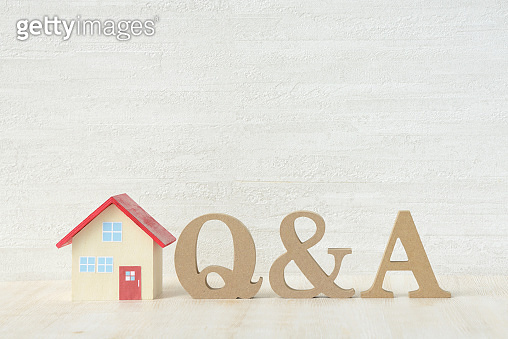 Q & A about house problems