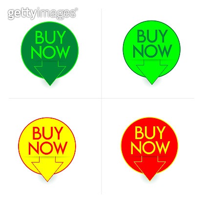 Buy now button, e commerce and online shopping