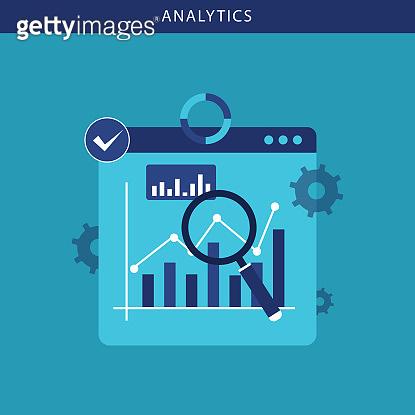 Analytics research data concept design