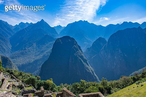 Machu Picchu Inca Citadel