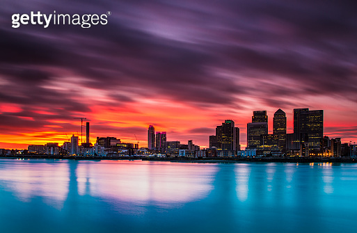 Colorful London England