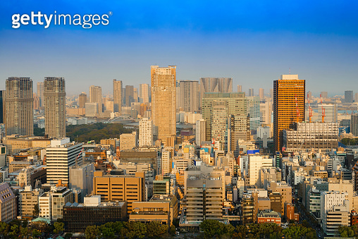 6d0d9f04b3d cityscape of tokyo city skyline in Aerial view with skyscraper