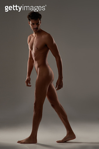 The perfection of the masculine form
