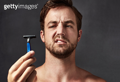 There's nothing enjoyable about shaving with a disposable razor