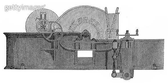 Hollander beater, washing and bleaching apparatus,