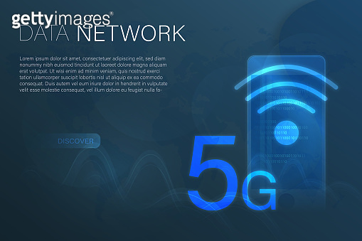 Business and finance - 5G