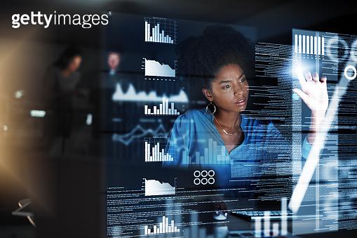 Bending data through cyberspace
