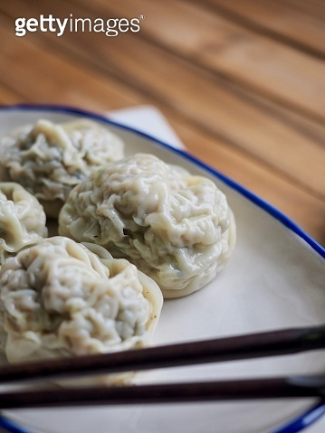 Asian food dumplings, Dim sum, Meat Dumplings