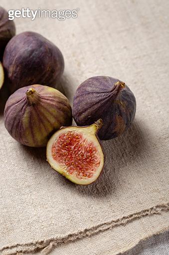 Fresh figs close-up