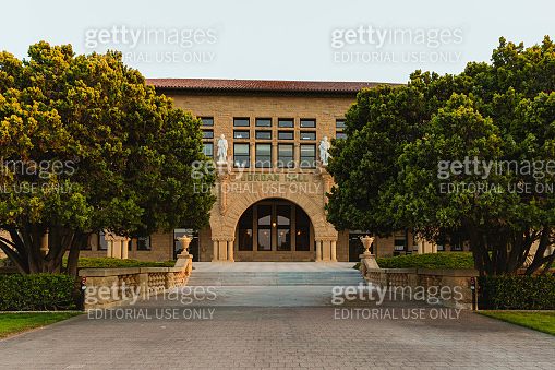 Building at Stanford University