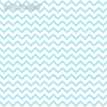 Zigzag seamless pattern. Trendy simple image, illustration