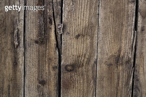 old weathered wooden surface