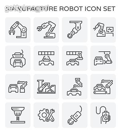 auto production icon