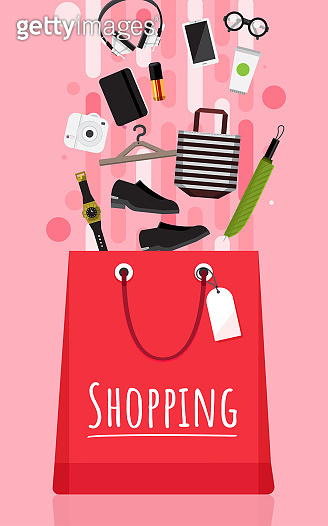 Shopping bag series