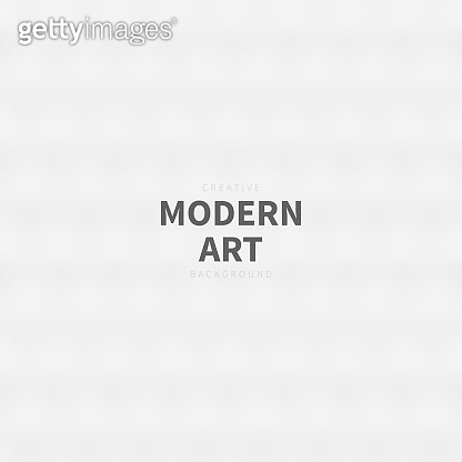 Blurred abstract design - Trendy white background