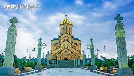 Sameba, The Holy Trinity Cathedral of Tbilisi, Georgia