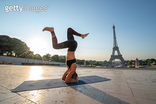 Yoga in Paris