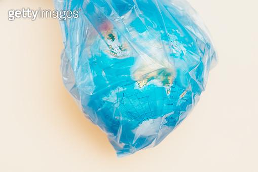 plastic environmental disaster globe captivity