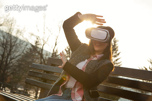 VR adventure