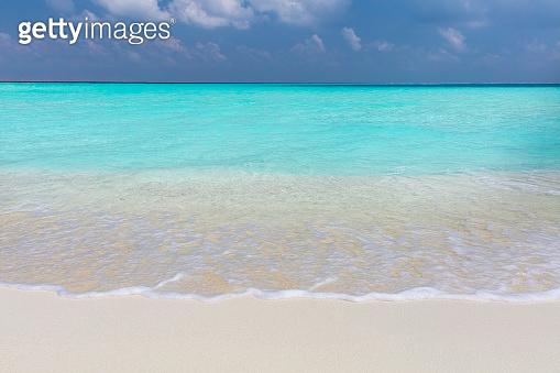 Amazing white sandbar