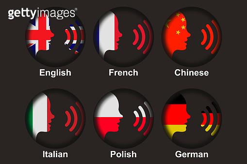 Foreign Language Conversation Set