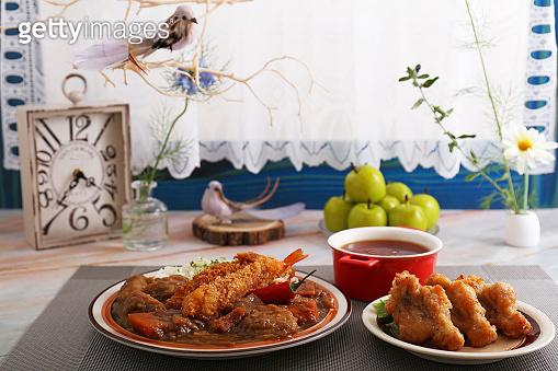 Delicious meals