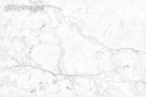 Top-view of white grey marble texture background, natural tile stone floor with seamless glitter pattern for counter ceramic and interior exterior decorative.