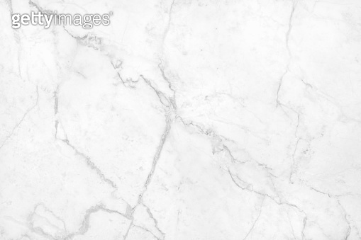 top view of white grey marble texture background, natural tile stone floor with seamless glitter pattern for interior exterior and design ceramic counter.