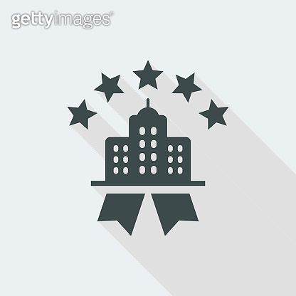 Best luxury hotel icon