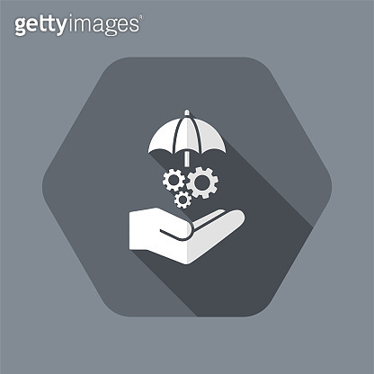 Protection system - Minimal modern icon