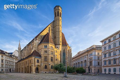Minorite Church (Minorite Church) in Vienna, Austria.