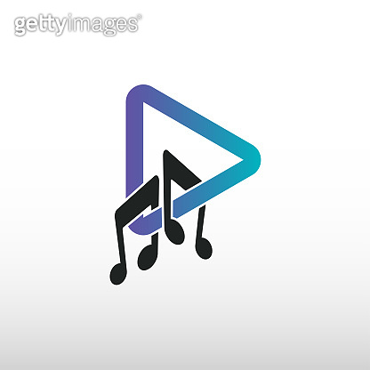 music play technology vector icon