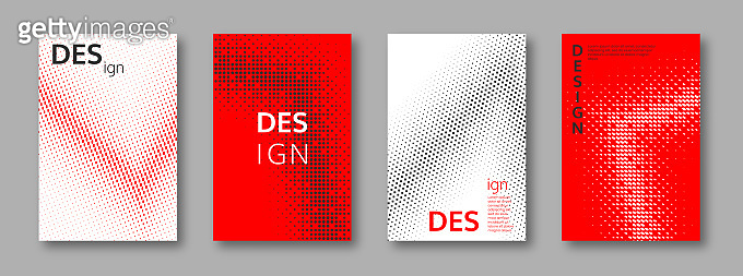 Set of abstract minimal cover designs.