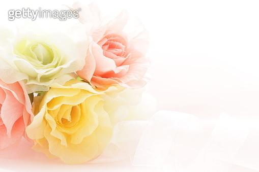 elegant artificial flower